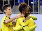Result: Pierre-Emerick Aubameyang hat-trick secures victory for Borussia Dortmund