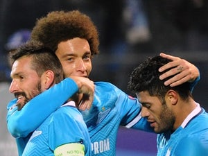 Juventus prepared to wait for Axel Witsel