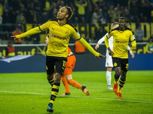 Dortmund pick up the points against Stuttgart