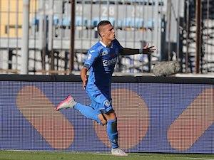 Zielinski inspires Empoli to victory