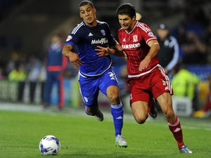 Goalless between Cardiff, Middlesbrough