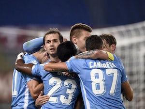 Lazio take slender lead over Torino