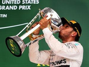 Lewis Hamilton wins United States GP