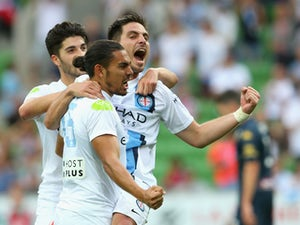 Melbourne City ease to win over Mariners