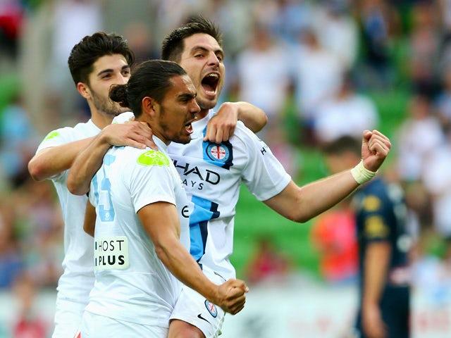 Result: Fornaroli double knocks out Glory