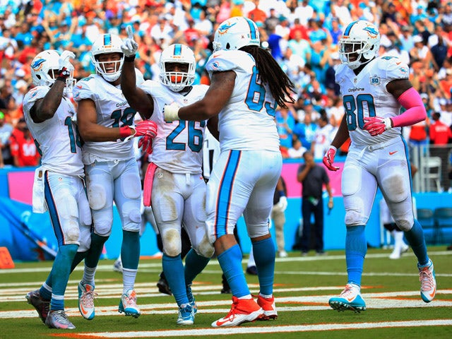 Result: First-half blitz sees Dolphins crush Texans