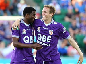 Perth Glory ease to first victory