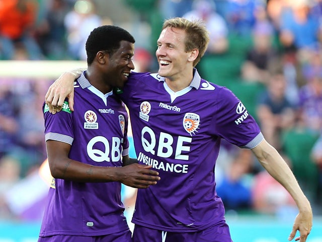Result: Perth Glory ease to first victory