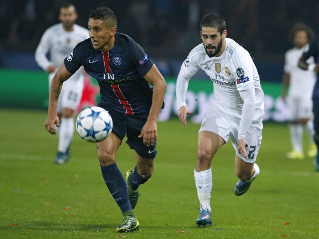 Result: PSG, Madrid play out Champions League stalemate