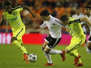 Live Commentary: Valencia 2-1 Gent - as it happened