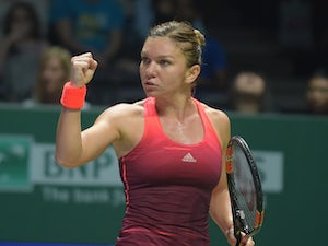 Halep ends wait to become number one