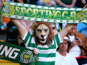 Sporting top table with Maritimo win