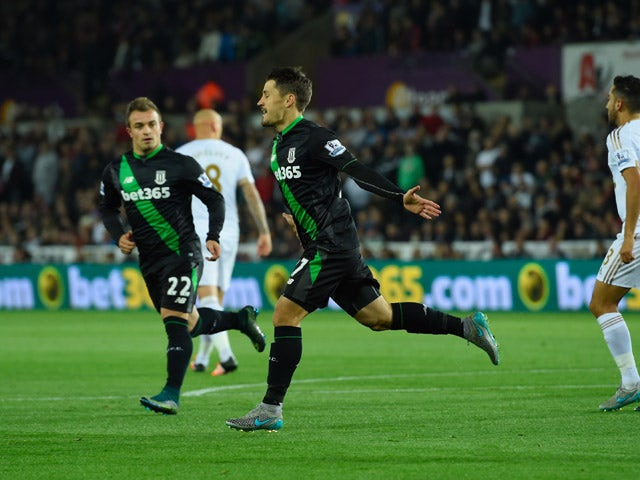 Result: Bojan penalty clinches points for Stoke