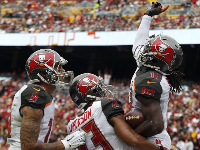 Result: Late Evans touchdown gives Buccaneers win