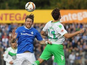 Caligiuri sees Wolfsburg past Darmstadt