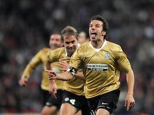 OTD: Del Piero brace stuns Bernabeu
