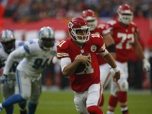 Wilson score puts Kansas City Chiefs ahead
