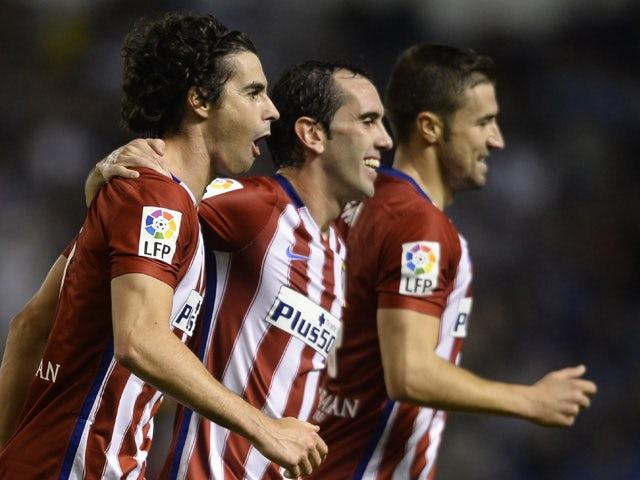 Result: Lucas strikes to deny Atletico Madrid