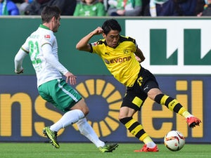 Dortmund close gap on Bayern