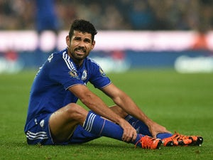 Mourinho hopeful over Costa, Pedro fitness