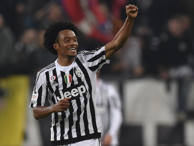 Result: Cuadrado wins Torino derby for Juventus