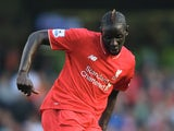 Mamadou Sakho of Liverpool in action during the Barclays Premier League match between Chelsea and Liverpool at Stamford Bridge on October 31, 2015 in London, England.