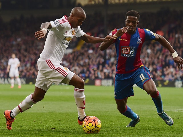 Result: Man United hold off Palace for draw