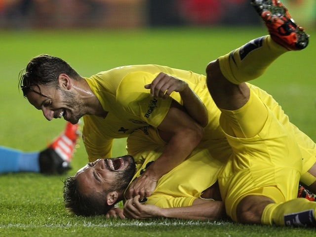 Result: Villarreal up to fourth after victory