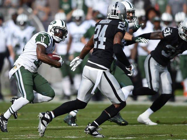 Result: Derek Carr dazzles as Oakland beat Jets