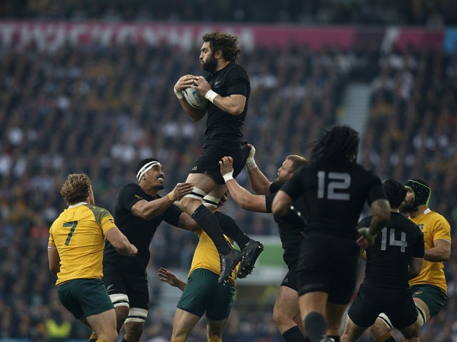 Half-Time Report: New Zealand on verge of World Cup glory
