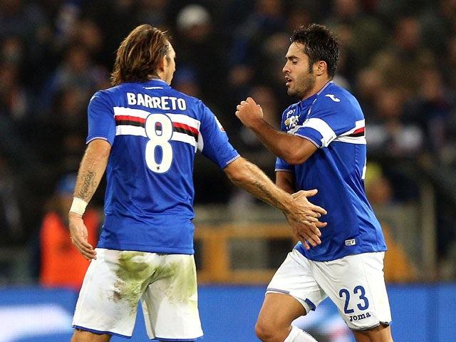 Result: Sampdoria, Empoli ends all square