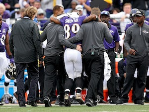 Smith out for year with torn Achilles
