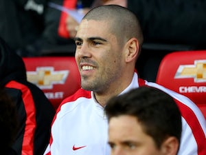 Victor Valdes to return to Man United