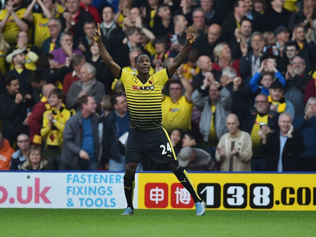 Result: Ighalo gives Watford win over West Ham