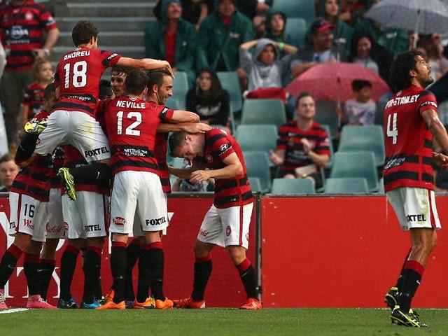 Result: Western Sydney secure first win of season