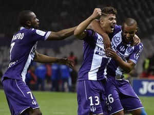 Toulouse held by Montpellier HSC
