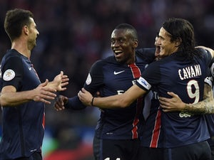 PSG go 22 points clear at top of Ligue 1