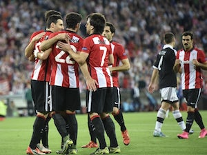 EL roundup: Bilbao hit five, Lazio progress