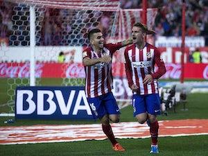Last-gasp Griezmann secures Atletico win