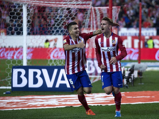 Result: Last-gasp Griezmann secures Atletico win