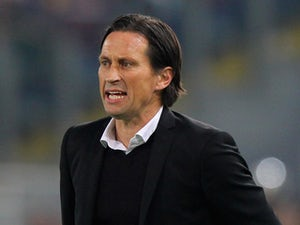 Roger Schmidt apologises for referee row