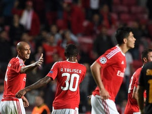 Live Commentary: Benfica 2-1 Galatasaray - as it happened