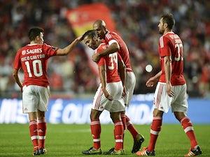 Benfica edge past Boavista