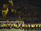 Video: Borussia Dortmund pay tribute to supporter who died in stadium