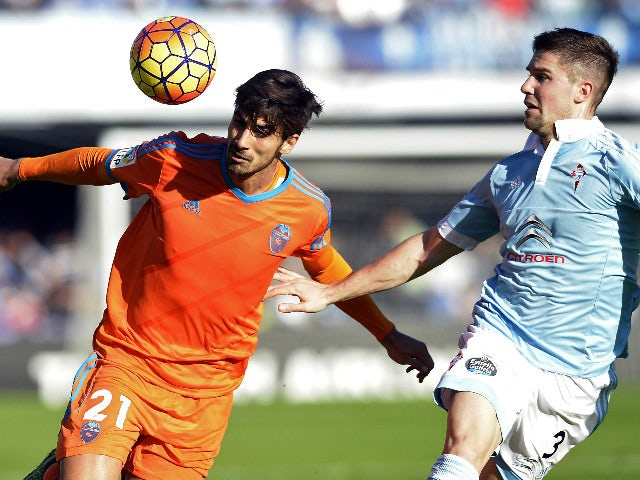 Result: Alcacer and Parejo demolish Celta Vigo