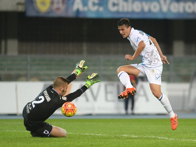Result: Chievo fight back to hold Sampdoria