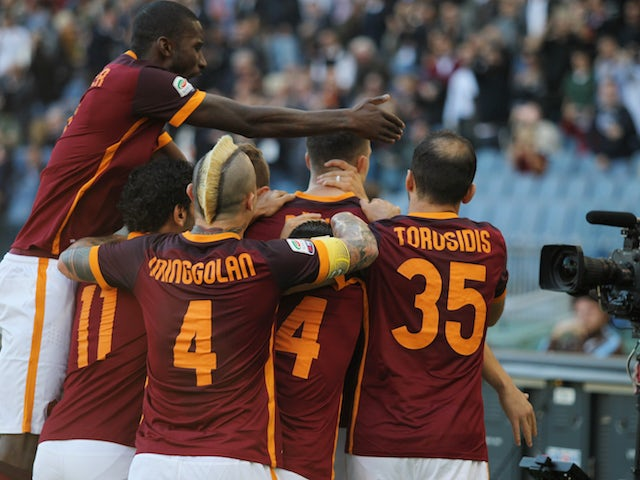 Result: Roma ease to derby victory over Lazio