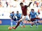 Roma ahead in Derby della Capitale