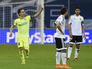 Sven Kums seals Gent win over Valencia