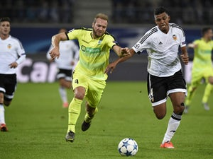 Gent frustrated by Valencia